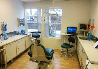 Appletree Dentistry operatory room